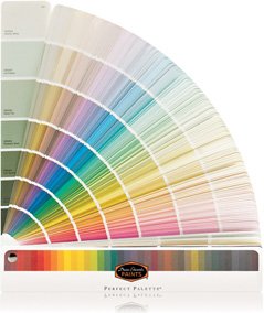 Click On The Fandeck To Select Perfect Color Combination Evershield Exterior Paint